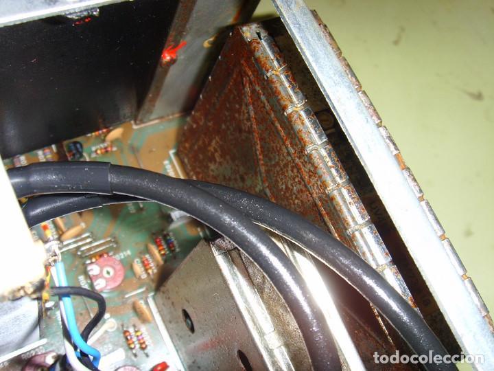 Radios antiguas: MEDIDOR DE CAMPOS PROMAX MC-843 ADVIERTO - Foto 10 - 221504708