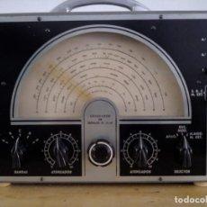 Radios antiguas: GENERADOR DE SEÑALES. Lote 221721246