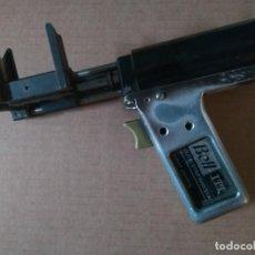 Radios antiguas: PISTOLA DE CORTE Y PELADO DE CABLE BELL - ITT CUT`N-STRIP WIRE GUN. Lote 222599156