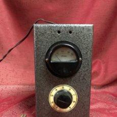 Radios Anciennes: ANTIGUO ELEVADOR REDUCTOR SEVEIN. Lote 224533103