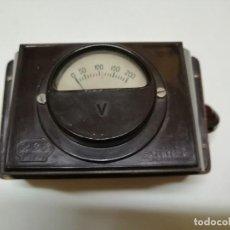 Radios antiguas: ANTIGUO VOLTIMETRO. Lote 226267890