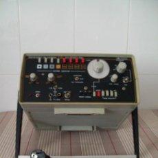 Radios antiguas: GENERADOR DE SEÑALES PROMAX TVC GV-808D-PAL. MIRA ELECTRÓNICA.. Lote 227568901