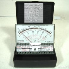 Radio antiche: SUPERTESTER ICE 680-G ¡¡BUEN ESTADO ¡¡ TESTER POLIMETRO VOLTIMETRO -AMPERIMETRO SUPER 680G. Lote 228489540