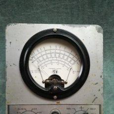Radios antiguas: COMPROBADOR UNIVERSAL PARA RADIO MARCA RADIODINA MOD. 852. Lote 230310530