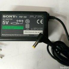 Radios antiguas: TRANSFORMADOR SONY PARA LA PSP 4 - 5VDC/2AMPERIOS. Lote 232004725