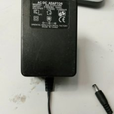 Radios antiguas: TRANSFORMADOR 12VDC/1200MA. Lote 232005175