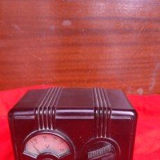 Rádios antigos: ANTIGUO TRANSFORMADOR DE RADIO BAKELITA ANO 50. Lote 232058650