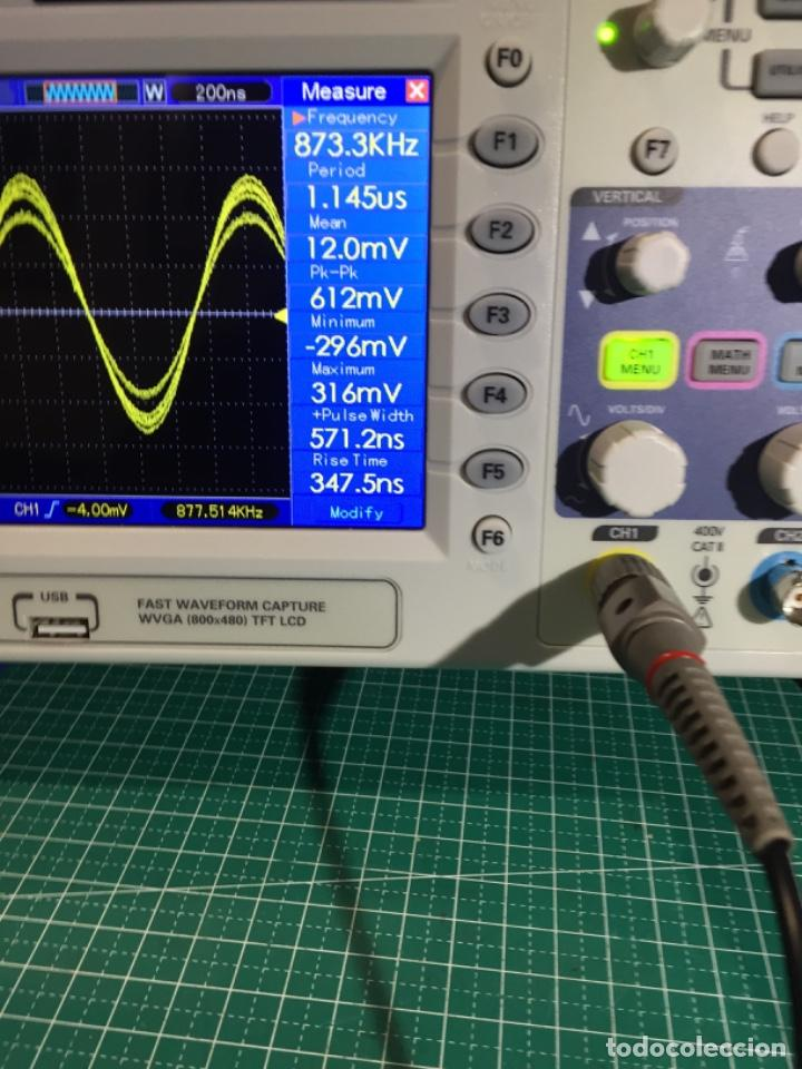 Radios antiguas: Generador Modulador Electra Torino - Foto 6 - 234760285