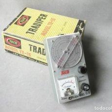 Radio antiche: EQUIPO DE MEDIDA TRADIPER MODEL TE-15 - TECH. Lote 237871365