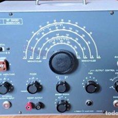 Radio antiche: GENERADOR DE BARRIDO KNIGHT 83YX123 T.V. Y F.M. Lote 239857695