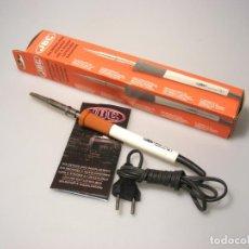 Radios antiguas: SOLDADOR JBC 65N 220V. CON PUNTA T- 65 70W - EN SU CAJA ORIGINAL - NUEVO.. Lote 240571475