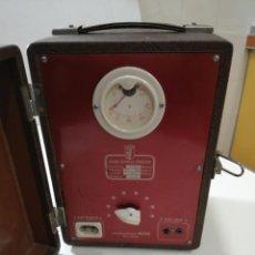 Radios antiguas: REGULADOR DE TENSION - CINEMATOGRAFIA MARIN. Lote 242426265