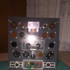 Radios antiguas: PROBADOR VÁLVULAS RADIO MAYMO. Lote 243664895