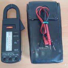 Radios antiguas: PINZA AMPERIMÉTRICA KYORITSU MOD: 2805 600V 600A. Lote 245097740