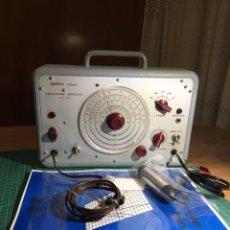 Radios antiguas: MODULADOR OSCILADOR 412 ELECTRA TORINO. Lote 245460920