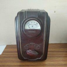 Radios antiguas: ELEVADOR REDUCTOR TENSION TELEFUNKEN ER75. Lote 246698300