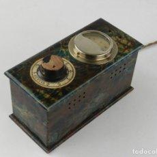 Radios Anciennes: ANTIGUO TRANSFORMADOR ELEVADOR/REDUCTOR MARCA SEVEIN PARA RADIO VÁLVULAS. Lote 246769620