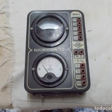 Radios Anciennes: POLIMETRO MAYMO. Lote 251207715
