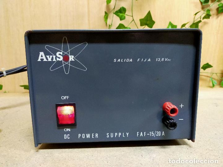 RADIO AVISOR (Radios - Aparatos de Reparación y Comprobación de Radios)