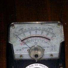 Radios antiguas: MEDIDOR.. Lote 261617465