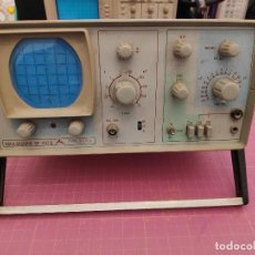 Radios antiguas: OSCILOSCOPIO PROMAX OP-237B. Lote 262518165