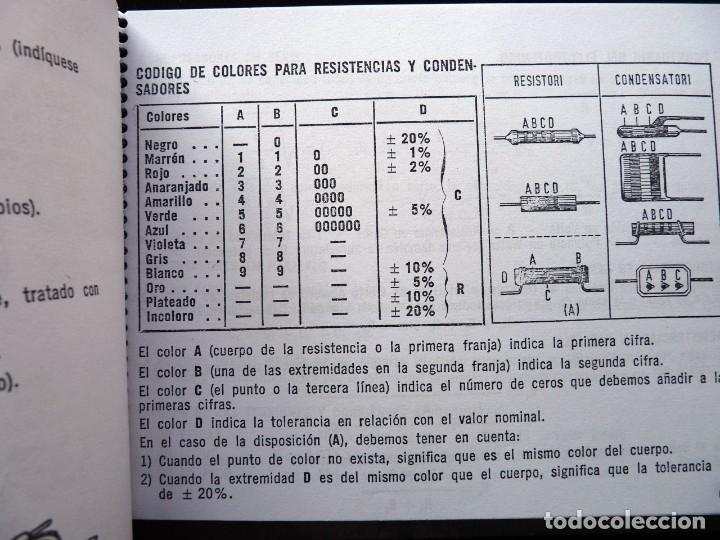 Radios antiguas: MANUAL DE INSTRUCCIONES ICE SUPERTESTER 680 R. MILANO ITALY. AÑOS 70. FOTOCOPIADO - Foto 3 - 263264960