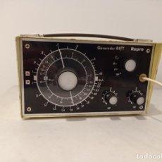 Radio antiche: GENERADOR RF/T REPRO. EXCELENTE ESTADO. Lote 264437999