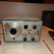 Radios antiguas: GENERADOR DE BAJA FRECUENCIA RETEX PARA COMPROVACION REPARACION DE RADIOS MODELO BF-1. Lote 267778769