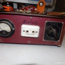 Radios antiguas: APARATO PARA COMPROVACION RADIO CREO TRANSFORMADOR AUTOTRANSFORMADOR. Lote 267817464