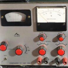 Radios antiguas: GENERADOR DE AUDIO PROMAX GBT 213. Lote 269233553