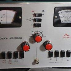 Radio antiche: GENERADOR DE AM/FM PROMAX AM7FM 213. Lote 269234353