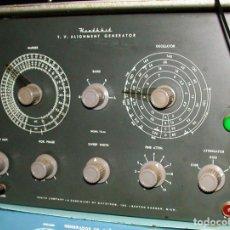 Radios antiguas: GENERADOR DE BARRIDO HEATHKIT. Lote 269263008