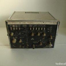 Radios antiguas: GENERADOR DE VIDEO TV EN COLOR PROMAX PGV 625 NO COMPROBADO PIEZAS RECAMBIOS. Lote 270519158