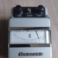 Rádios antigos: ELECTRONICA, APARATO YOKOGAWA, MEDIDOR DE PUESTA A TIERRA, NO SE SI FUNCIONA BIEN. Lote 273195978