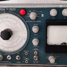 Rádios antigos: UNIVERSAL TV TESTER TR-0809/A. Lote 276406823