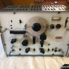 Radios antiguas: GENERADOR FRECUENCIA LABORATORIO METROLOGICO BARCELONA. Lote 278533078