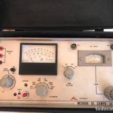 Radios antiguas: MEDIDOR DE CAMPO PROMAX SF-721. Lote 278583078