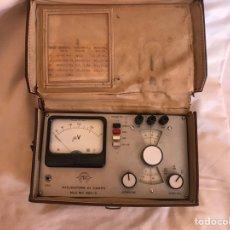 Radios antiguas: MEDIDOR DE CAMPO MC-661C. Lote 278585213