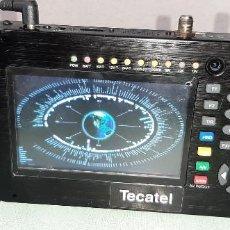 Radios antiguas: MEDIDOR DE CAMPO TECATEL M-T1. Lote 278768778