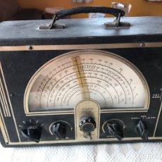 Radios antiguas: ANTIGUO OSCILADOR O GENERADOR DE FRECUENCIA. Lote 278796398