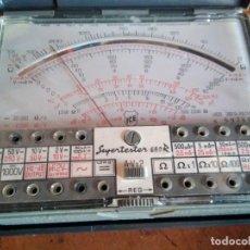 Radios antiguas: ANTIGUO TESLTER PARA REPARAR O EXPOSICION. Lote 278827688