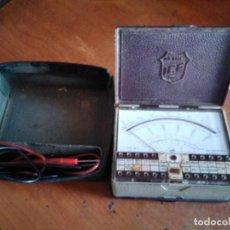 Rádios antigos: ANTIGUO TESLTER PARA REPARAR O EXPOSICION. Lote 278827933