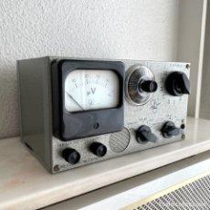 Rádios antigos: ANTIGUO MEDIDOR DE CAMPO - FRANCIA - ANTENNES LECLERC - TV. Lote 283803088