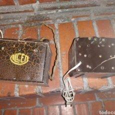 Radios antiguas: VOLTIMETROS. Lote 286921703