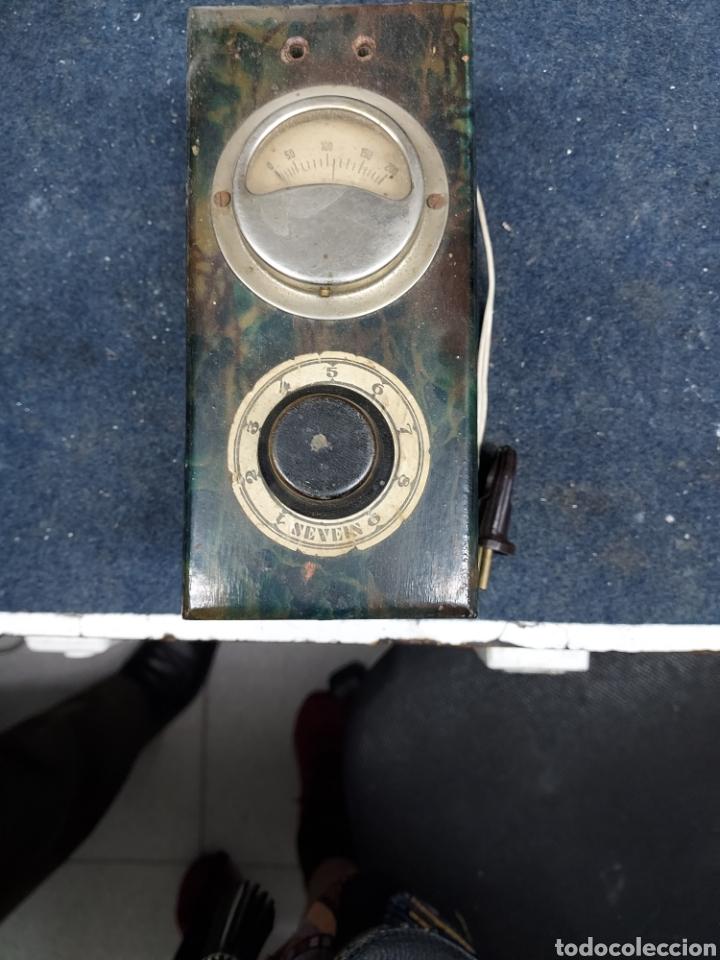 Radios antiguas: Voltimetro - Foto 2 - 287252453