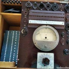 Radios antiguas: TUBO TESTER FUNKE W 16. Lote 288068268