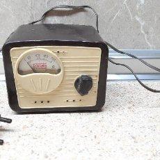Radios antiguas: TRANSFORMADOR ELEVADOR REDUCTOR CESPEDES * PERFECTO * PARA RADIOS DE VALVULAS.. Lote 289691018