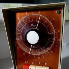 Radios antiguas: GENERADOR OSCILADOR DE RADIOFRECUENCIA RF/AF AFHA. Lote 289908943