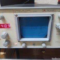 Radios antiguas: OSCILOSCOPIO PROMAX LT-200. Lote 292558108