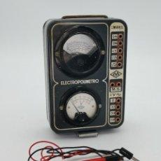 Radios antiguas: ANTIGUO TEXTER ELECTRO POLÍMETRO. RADIO MAYMO.. Lote 293764408